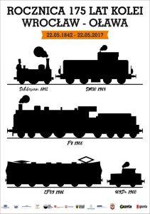 175 lat kolei Wrocław-Oława